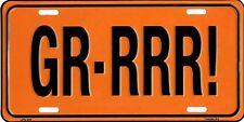 License Plate car Tag 65 Goat 389 ROYAL TIGER Bobcat 1965 Pontiac GTO GR-RRR