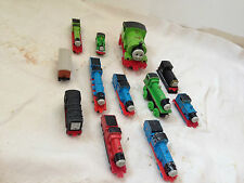 Thomas the Tank Engine ERTL Diecast Lot of19 Thomas Diesel 10 Edward Henry James