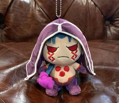 Fate Grand Order FGO Mini Cu-chan Chulainn Alter Plush Charm Stuffed Toy Doll