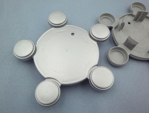 4x tapacubos embellecedores llantas tapa 123mm 58mm 5//100 LK para seat 1224