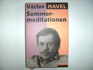 VACLAV-HAVEL-SOMMERMEDITATIONEN-ROWOHLT
