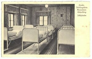 AK-Ruhpolding-Marienheim-Schlafraum-1940