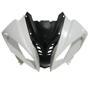 Upper-Front-Headlight-Fairing-Cowl-Nose-For-Yamaha-YZF-R6-YZFR6-2008-2016-2009