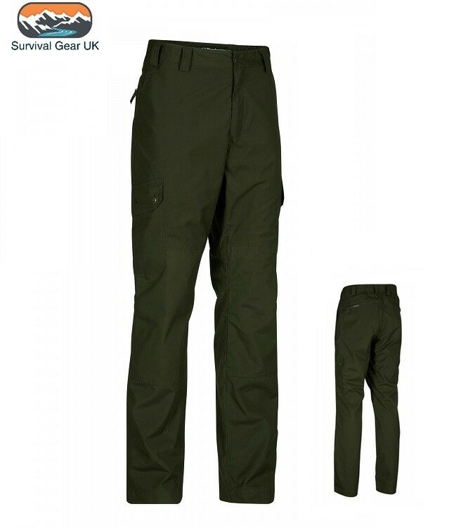 Deerhunter Lofoten Winter Trousers Water Resistant Hunting Hunting Resistant Shooting Deep Grün 5eca31