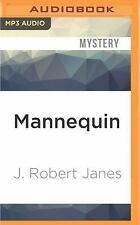 St-Cyr and Kohler: Mannequin 5 by J. Robert Janes (2016, MP3 CD, Unabridged)