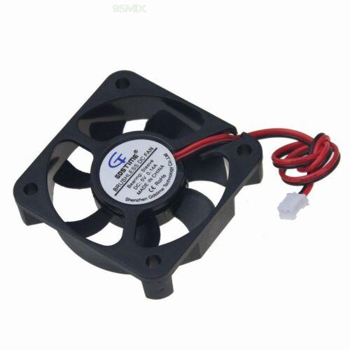 GDSTIME DC 5V 50mm x 10mm 5010 Mini Brushless PC Computer Cooler Cooling IDE fan
