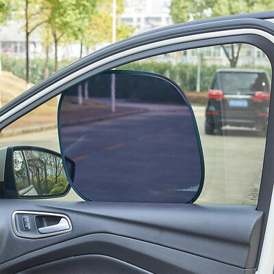 Car Shield Prices >> 2 Car Rear Window Side Sun Shade Cover Block Static Cling Visor