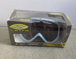 266ec1634693f Smith Optics Cascade Pro Airflow Series Snowboard Ski Goggles - New ...