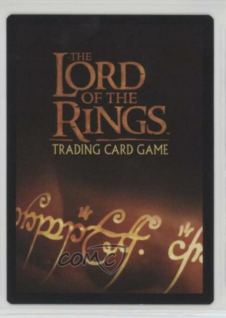 Swarthy Sneering Fellow Lord Of The Rings CCG Card MoM 2.R75 Bill Ferny