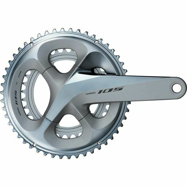 Shimano 105 FC-R7000 105 double chainset, HollowTech II 172.5 mm 53   39T