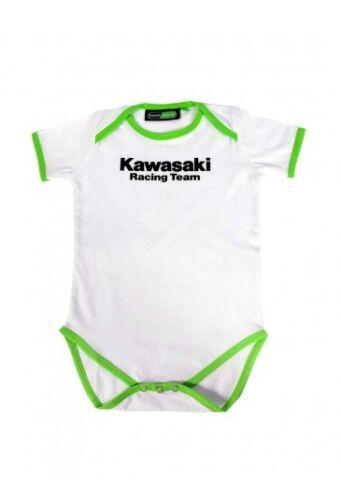15 81501 New Official Kawasaki Racing Team Baby Romper