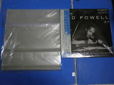 10inch LP with STICKER 100 pcs PLASTIC RECORD OUTER SLEEVES Made in Japan