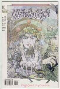 WITCHCRAFT-1-NM-Vertigo-Witches-Kaluta-Spells-1994-more-in-store
