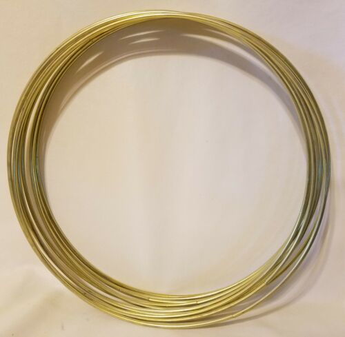 "Lot of 10 Gold Metal Brass Macrame Craft Dreamcatcher Rings 12/"" Inch Diameter"