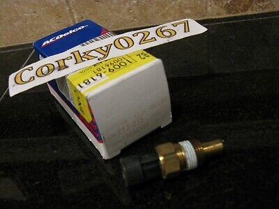 Engine Coolant Temperature Sensor General Motors 10096181