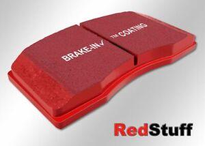 EBC Redstuff Bremsbeläge Vorderachse Brake Pad DP31857C