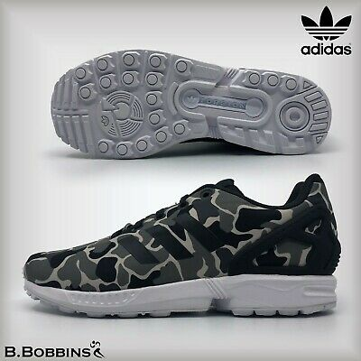 zx flux adidas size 5