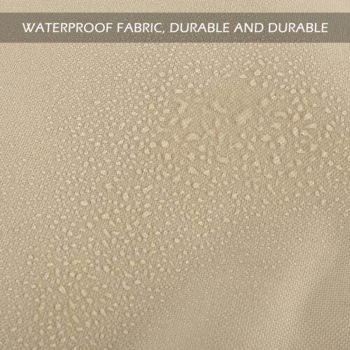 GRANDE OMBRELLONE A SBALZO BANANA Copertura Umbrella Patio Giardino Esterni resistente alle intemperie