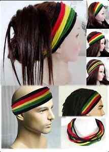 Image is loading Rasta-Headband-Reggae-Dreadlock-Mens-Girls-Headband-Head- b1daab233ef
