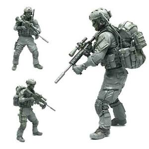 1-35-Modern-American-Army-Special-Forces-A-Resin-Soldier-Model-O4R6