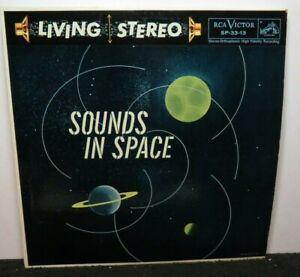 SOUNDS IN SPACE GLENN MILLER LENA HORNE (VG+) SP-33-13 LP VINYL RECORD