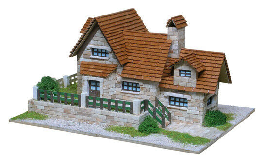 Chalet Aedes Ars Model Building Kit 1417