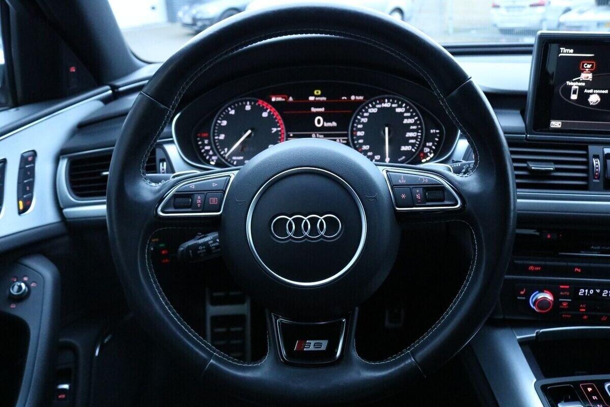 Audi S6 4,0 TFSi Avant quattro S-tr. Van