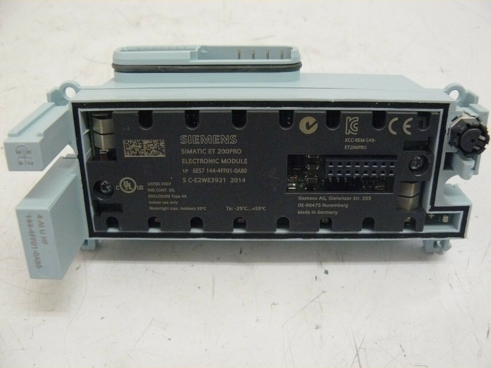 Nuevo Siemens 6es7-144-4ff00-0ab0 Simatic Dp, electrónico módulo para et200p et200p para cfed6e