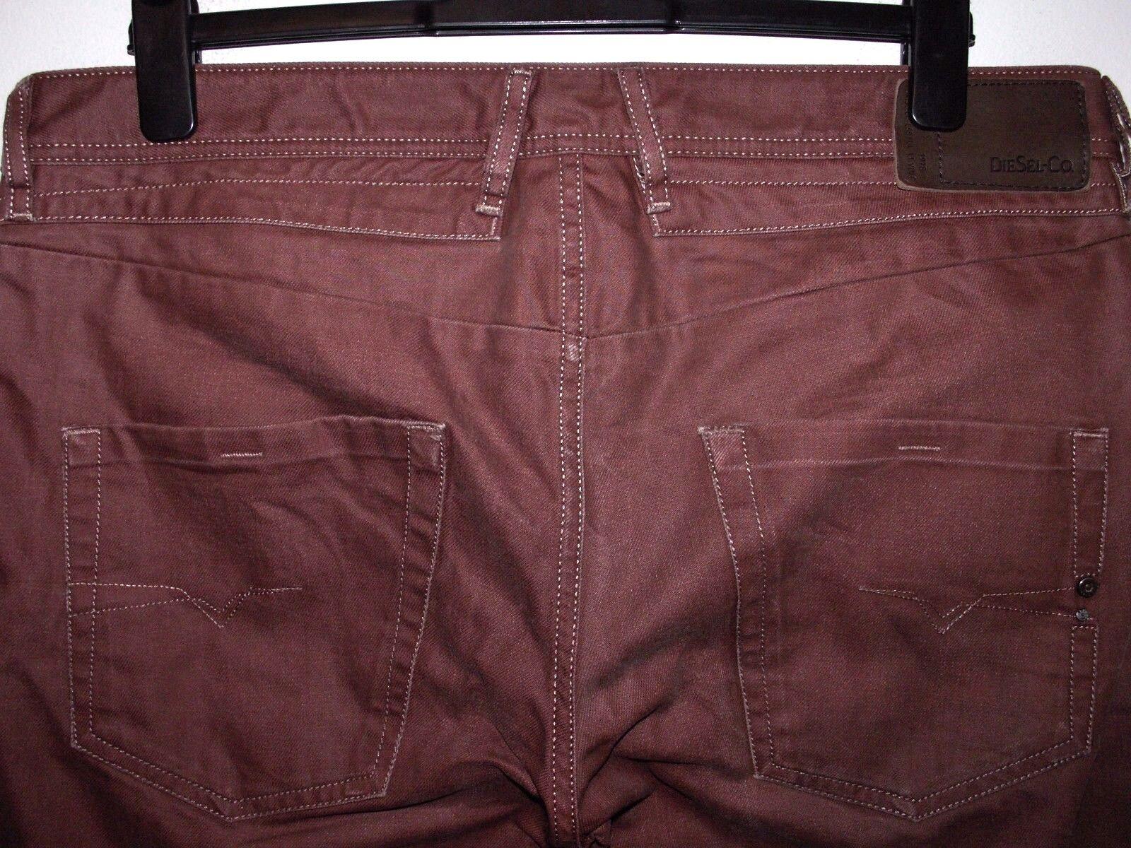 Diesel belther regular slim-tapered fit jeans wash 0816N W36 (a3097)
