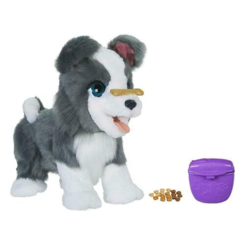 FurReal Ricky the Trick-Lovin Pup 100 Sounds /& Motion Combos New in Box Hasbro