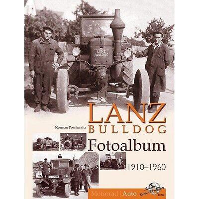 Hanomag Fotoalbum 1912-1950 Traktoren//Schlepper//LKW//Fotos//Typen-Buch Poschwatta