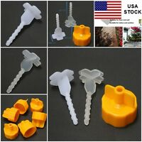 100 Profession Tile Flat Leveling System Wall Floor Spacers Strap Device Ceramic