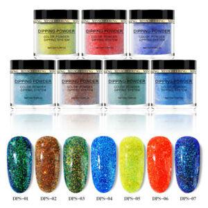 10G-Dipping-Powder-Tool-Kit-Set-French-Manicure-Powder-Dip-Natural-Dry-DIY