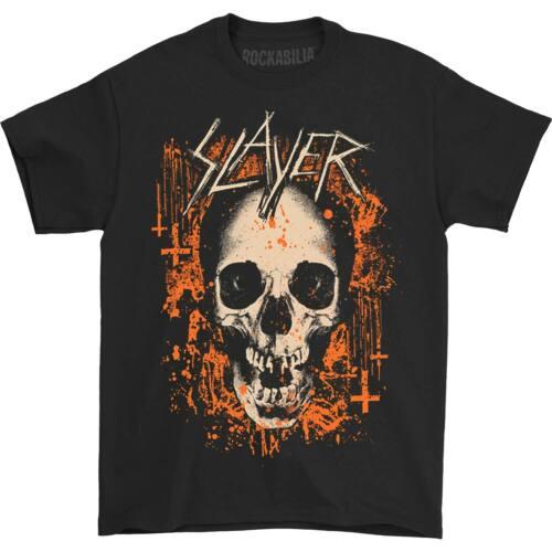 T-shirt Black Slayer Men/'s  Halloween 2020 Tee Rockabilia Exclusive