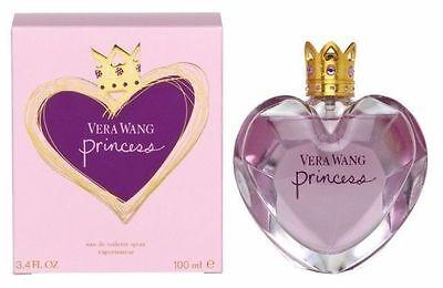 Vera Wang Princess 100ml EDT Spray NEW IN RETAIL SEALED BOX