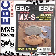 PASTIGLIE FRENO ANTERIORE RACING EBC MX-S 101 YAMAHA XT SEROW 225 1992-2000