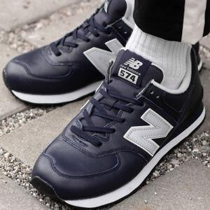 Details zu NEW BALANCE 574 Sneaker Herren Herrenschuhe Turnschuhe Neu Schuhe NB ML574LPN