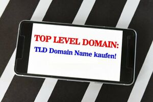 Top Level Domain Verkauf ✓ TLD ✓ DE Domain ✓ TOP Adresse ✓ WWW ✓ Domain Name