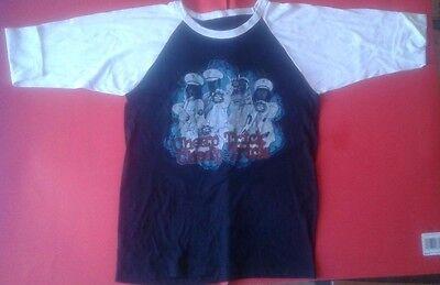 Cheap Trick Bike Trick T Shirt Mens Licensed Rock N Roll Band Tee Retro White