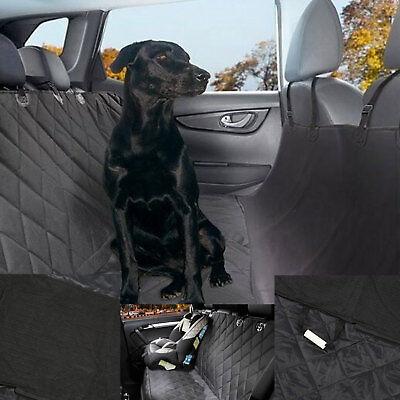 Car Rear Back Seat Cover Pet Dog Cat Auto Protector Waterproof Hammock Mat Liner