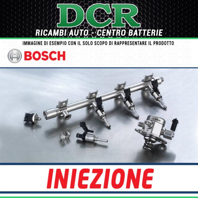 Inyector de Bosch 0445110059 Chrysler Jeep LDV