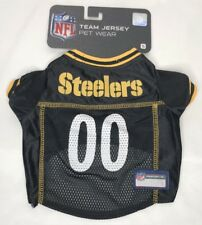 b83ee294631 item 3 NEW NFL Team Jersey Pet Wear Pittsburgh Steelers Mesh Dog Jersey  Size S M L XL -NEW NFL Team Jersey Pet Wear Pittsburgh Steelers Mesh Dog  Jersey Size ...