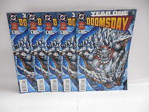 Doomsday-DC-1995-Annual-1-X5-Superman-Villain-Jurgens-Ordway-Simonson-Stories