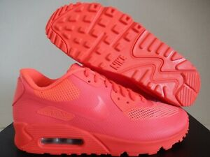 Details about MENS NIKE AIR MAX 90 HYP HYPERFUSE PREMIUM ID SOLAR RED SZ 7.5 [653603-992]