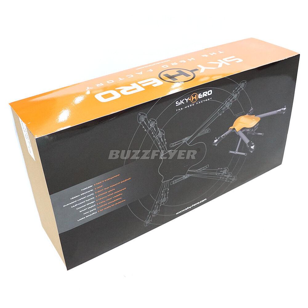 Sky Sky Sky Hero SPYDER 1000 TURBINA Drone Kit 90583d