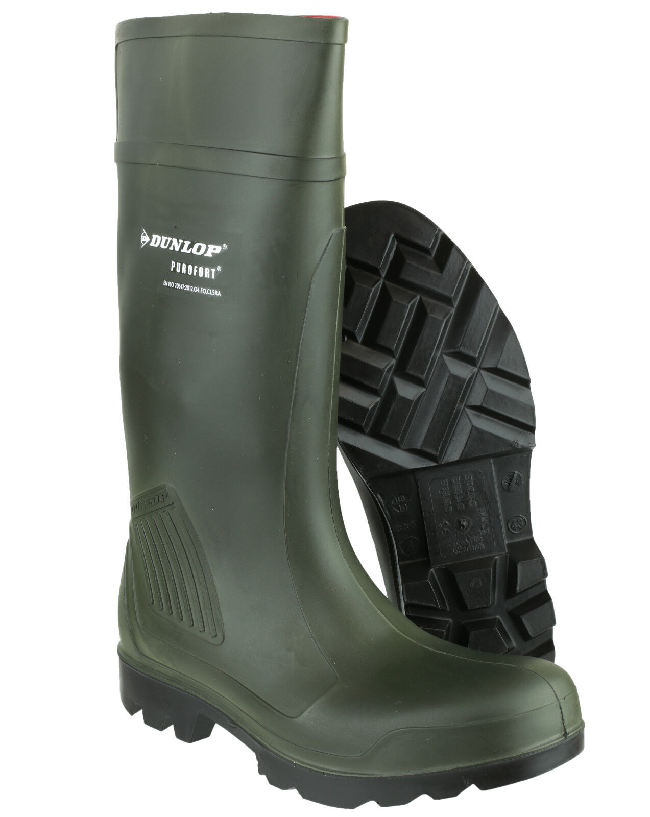 Dunlop Purofort Professional PRO Non-Safety Mens Work Wellingtons UK6-13