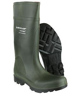 Dunlop-Purofort-Profesional-NO-ES-Calzado-de-seguridad-Hombres-Trabajo