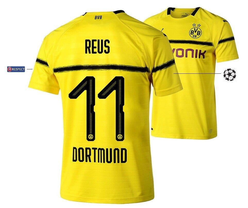 Trikot Borussia Dortmund 2018-2019  International  2018-2019 Champions League BVB 7a6f83
