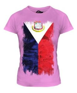 QUEENSLAND DISTRESSED FLAG MENS T-SHIRT TOP GIFT SHIRT CLOTHING JERSEY