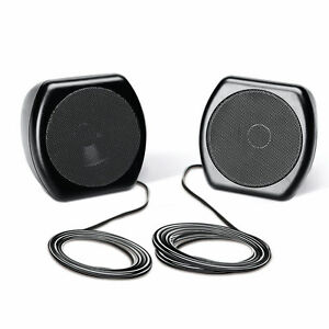 retro autolautsprecher ub1000 lautsprecher heckablage. Black Bedroom Furniture Sets. Home Design Ideas